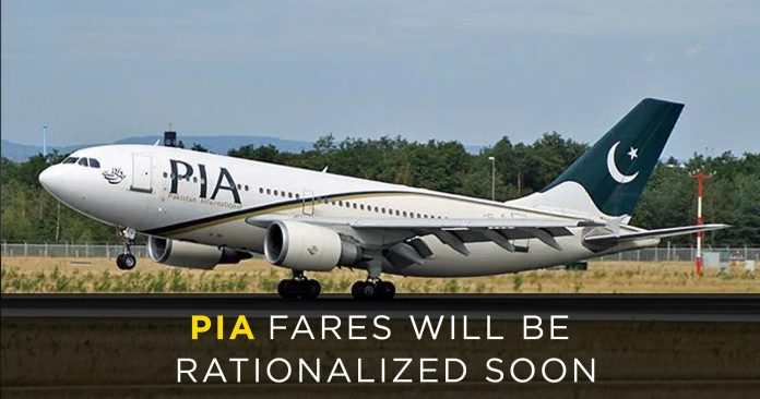 PIA-fares-will-be-rationalized-soon