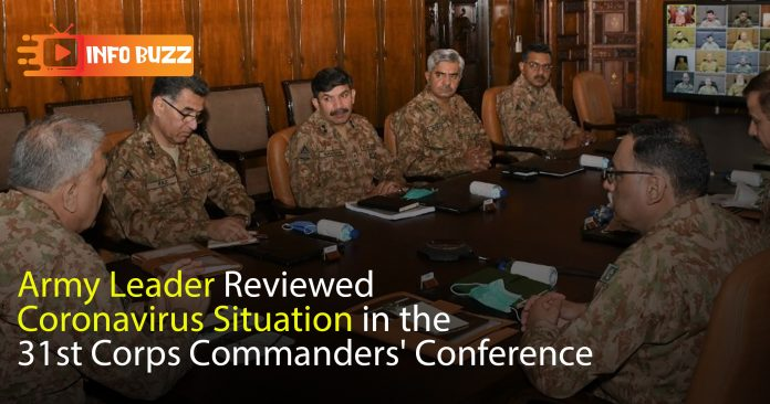 Army-Leader-Reviewed-Coronavirus-Situation-in-the-31st-Corps-Commanders-Conference