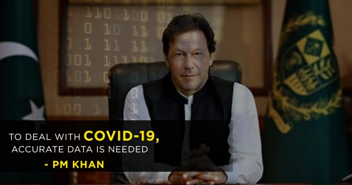 To-deal-with-COVID-19-accurate-data-is-NEEDED-PM-Khan